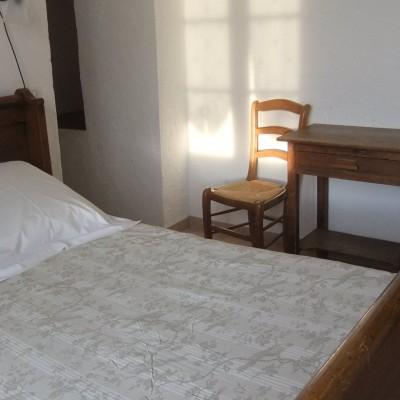 Chambre 1 beige