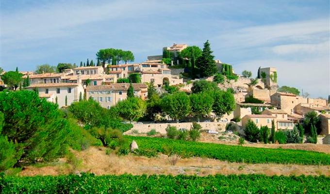 Village de Joucas